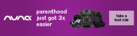 Nuna is a Proud Sponsor of Car-Seat.Org!