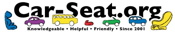 Have Questions?  Ask at the Car-Seat.Org Forums